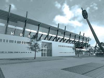 Přestavba malšovického stadionu