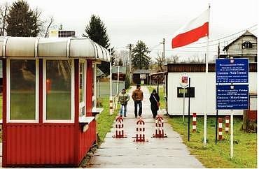 Hraniční přechod v Čermné