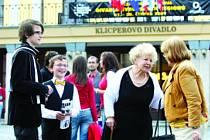 Divadelní festival Divadlo evropských regionů.