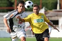 Fotbalisté FC Hradec Králové zvládli první kolo druhé ligy na výbornou. Zdolali nováčka z Karviné.