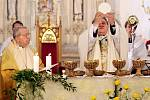 Druhý služebně nejstarší biskup světa Karel Otčenášek oslavil 1. května 2010 v Hradci Králové tři jubilea – 90 let věku, 65 let kněžské služby a 60 let biskupské služby.