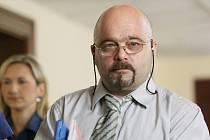 Ladislav Gebhart u Krajského soudu v Hradci Králové.
