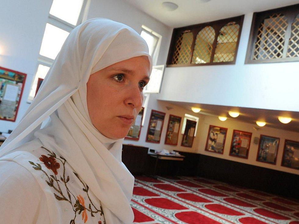 Muslimská mešita v Brně, ul. Vídeňská.