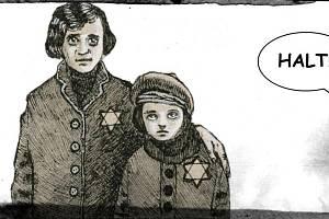 Komiks o osudech Anity a Eleonory