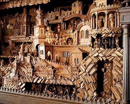 Proboštův betlém - atribut města