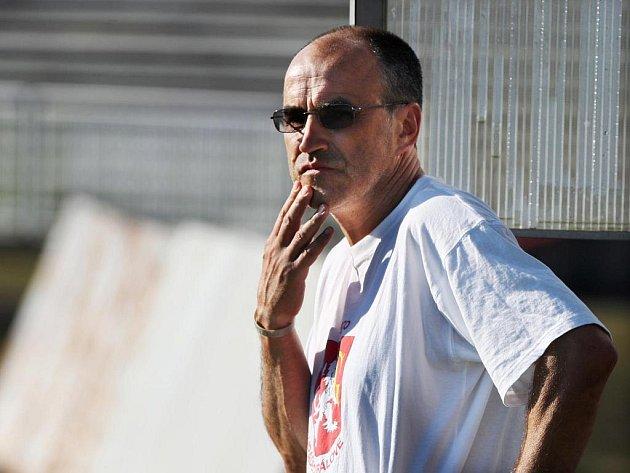 Václav Kotal, trenér FC HK.