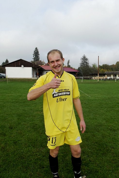 PromePro IT III. třída ve fotbale: TJ Sokol Cerekvice nad Bystřicí - TJ Jiskra Prasek.
