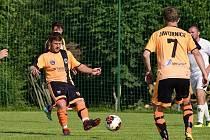 Fotbalisté Javornice přišli o senzační postup až ve třetí minutě nastavení.