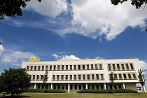 Kongresové centrum Aldis v Hradci Králové.