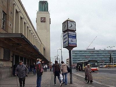 Hradecké hlavní nádraží