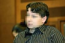 Jiří T. z Havlíčkobrodska u Krajského soudu v Hradci Králové.