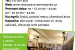 Restaurace Pernštejnka, Pardubice