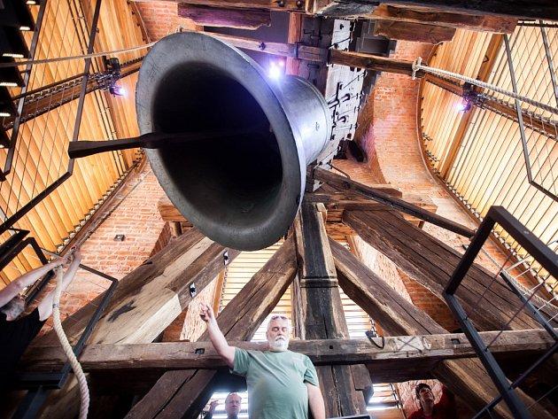 Znovuotevření zrekonstruované Bílé věže v Hradci Králové.