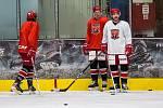 Hradečtí hokejisté zahájili přípravu na ledě