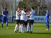 Fotbalová Fortuna národní liga: Vlašim - Hradec Králové (1:4).