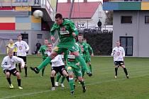 Juniorská liga ve fotbale: FC Hradec Králové - FK Baumit Jablonec nad Nisou.
