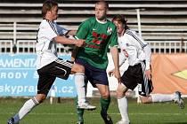 Fotbal: FC Hradec vs. HFK Olomouc (19.04.2009)