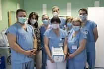 Klinika má nový přístroj pro plicní onemocnění.