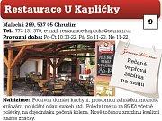Restaurace U Kapličky