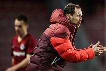 Michal Šmarda je novým trenérem fotbalistů třetiligového Chlumce nad Cidlinou.