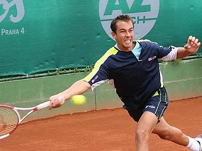 Lukáš Rosol potvrdil svoje nasazení a získal svůj premiérový titul.