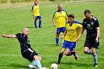 Z fotbalového turnaje starých gard v Syrovátce.