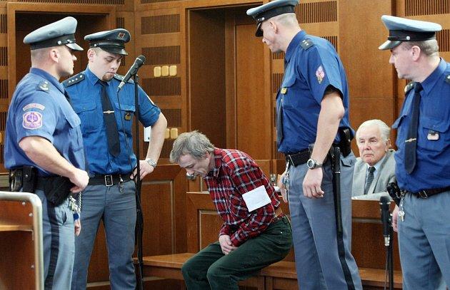 Ze soudního jednání s Antonínem Novákem.