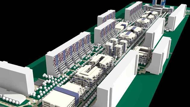 Varianta  AZPM nabízí mimo jiné až 400 nových bytů