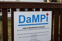 Nový dům s chráněným bydlením Oblastního spolku Červeného kříže na Novém Hradci Králové