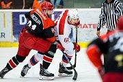Hokejový Mountfield Cup: Mountfield HK - HC Dynamo Pardubice.