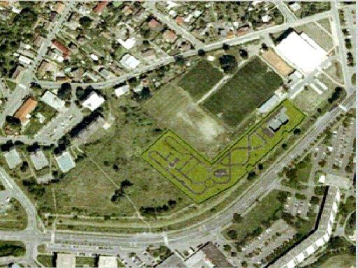 Takto by mělo vypadat nové dopravní hřiště v Třebši.