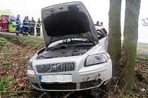 Tragická dopravní nehoda v katastru obce Dolní Přím.