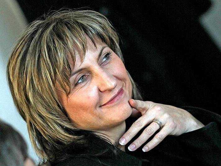 Ivana Řápková, bývalá primátorka Chomutova.