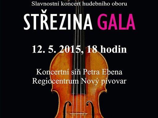 Pozvánka na akci Střezina Gala.