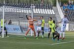 Fotbalová FORTUNA:NÁRODNÍ LIGA: FC Hradec Králové - FK Ústí nad Labem.
