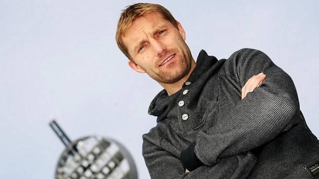 Prvoligový hráč FC Hradec Králové Milan Fukal.