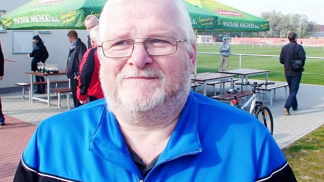 František Pluhař.