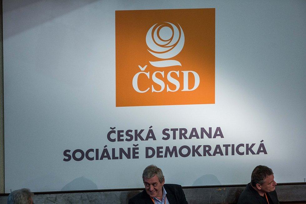 Sjezd ČSSD v Hradci Králové