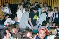 Návštěvníci kina Centrál