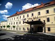 ING oranžová tour v Hradci Králové.