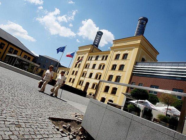 Regiocentrum, Nový pivovar Hradec Králové.