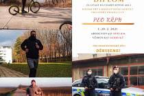 Královéhradečtí policisté podpořili charitativní turnaj.