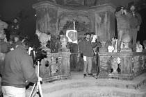 Nejen z listopadových událostí roku 1989 v Hradci Králové.