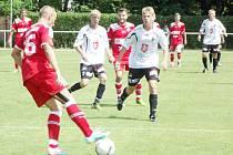 Fotbalová příprava: FC Hradec Králové st. dor. - Wroclaw jun.