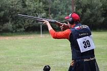 Mistrovství republiky ve sportovní střelbě v areálu v královéhradeckých Malšovicích.