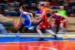 Ženská basketbalová liga: Sokol Nilfisk Hradec Králové - BK Loko Trutnov.