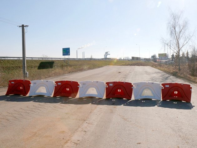 Dopravní situace vokolí Opatovic nad Labem.