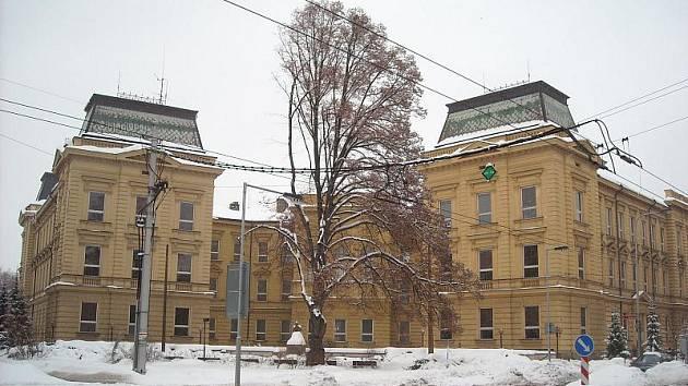 Gymnázium Boženy Němcové v Hradci Králové.