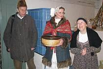 Návštěvníci Šrámkova statku v Pileticích viděli, jak vypadal advent na venkově počátkem devatenáctého století.