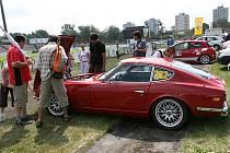 Rallye show s Danielem Landou.